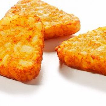 Hashbrowns  3 pz