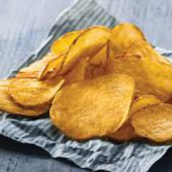 Chips croccanti di patate