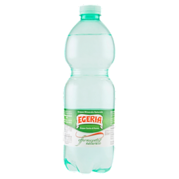 Acqua effervescente naturale 50 cl
